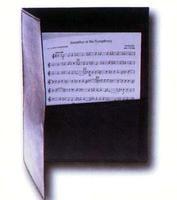 Model 2001 Instrumental Folder