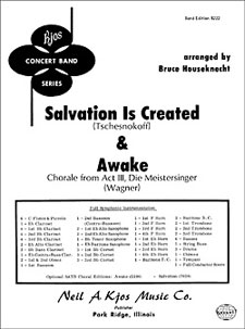 Salvation Is Created/Awake