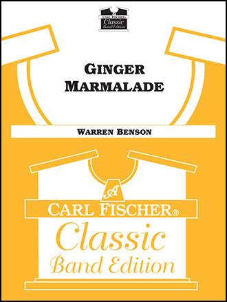 Ginger Marmelade