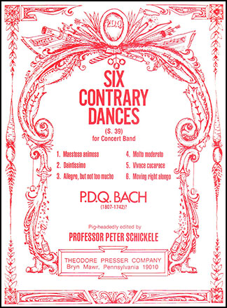 Six Contrary Dances