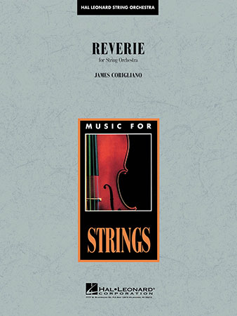 Reverie for String Orchestra Cover