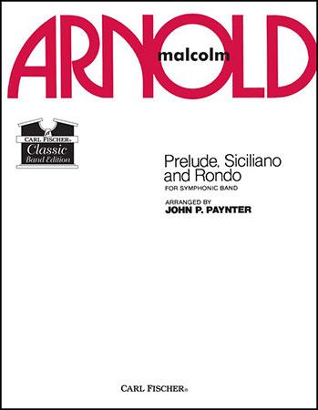 Prelude, Siciliano and Rondo
