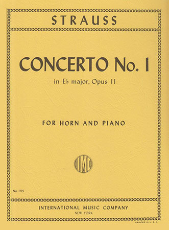 Concerto No. 1 in E-flat, Op. 11