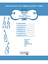 Etling String Quartet Series No. 1