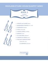 Etling Violin Quartet Series No. 2