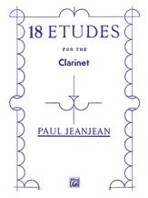 18 Etudes-Clarinet