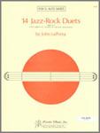 14 Jazz Rock Duets-Alto/Tenor Sax