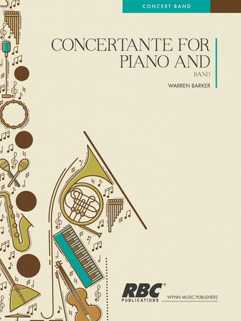 Concertante for Piano and Band