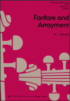 Fanfare and Arrayment