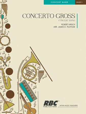 Concerto Gross-Concert Band