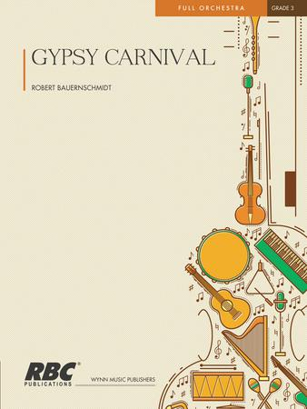 Gypsy Carnival-String Set