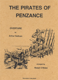 Pirates of Penzance-Overture
