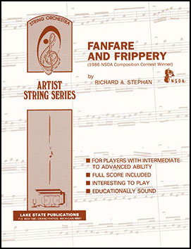 Fanfare and Frippery