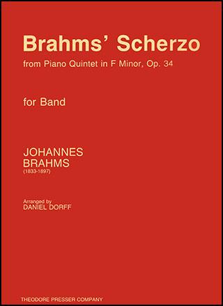 Brahms Scherzo