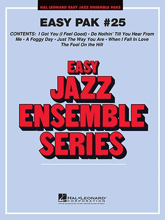 Easy Play Jazz Pak No. 25