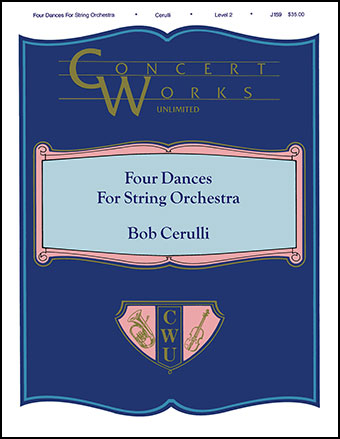 Four Dances for String Orchestra