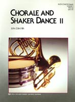 Chorale and Shaker Dance II