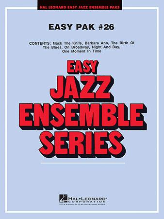 Easy Play Jazz Pak No. 26