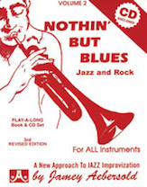 Jamey Aebersold Jazz, Volume   2 (Nothin' But Blues)