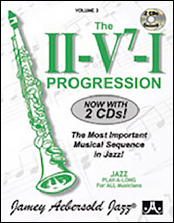 Jamey Aebersold Jazz, Volume   3 (The ii/V7/I Progression)