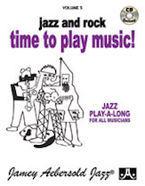 Jamey Aebersold Jazz, Volume   5 (Time to Play Music)