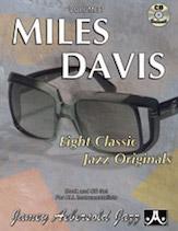 Jamey Aebersold Jazz, Volume   7 (Miles Davis)