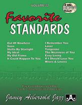 Jamey Aebersold Jazz, Volume  22 (Favorite Standards)