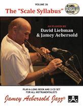 Jamey Aebersold Jazz, Volume  26 (The Scale Syllabus)