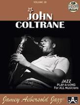 Jamey Aebersold Jazz, Volume  28 (John Coltrane)