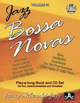 Jamey Aebersold Jazz, Volume  31 (Jazz Bossa Novas)