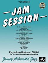 Jamey Aebersold Jazz, Volume  34 (Jam Session)