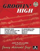 Jamey Aebersold Jazz, Volume  43 (Groovin' High)
