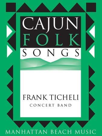 Cajun Folk Songs Cover