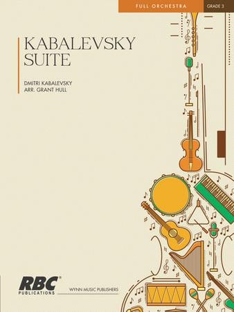 Kabalevsky Suite