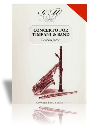 Concerto for Timpani and Band