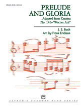 Prelude and Gloria from Cantata 141