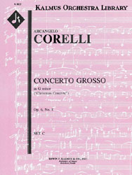 Concerto Grosso, Op. 6 No. 8