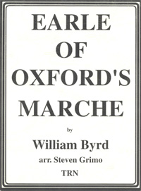 Earle of Oxfords Marche