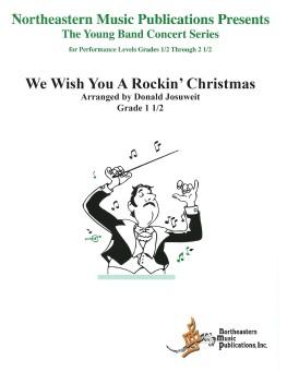 We Wish You a Rockin' Christmas arr. Donald Josuw | J.W. Pepper ...