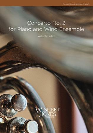Concerto No. 2 for Piano and Wind Ensemble