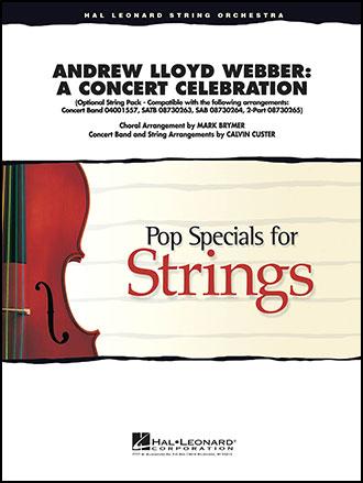Andrew Lloyd Webber: A Concert Celebration Cover