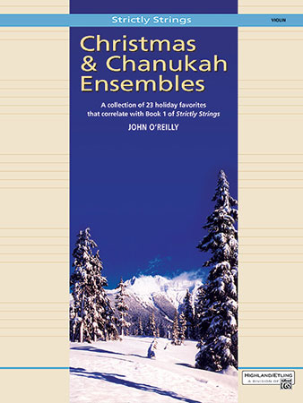 Strictly Strings Christmas and Chanukah Ensembles