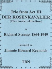 Trio from Act 3 Der Rosenkavalier