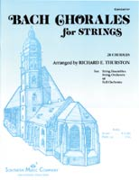 Bach Chorales for Strings