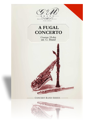 Fugal Concerto Op. 40 No. 2