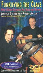 Afro-Cuban Grooves for Bass & Drums