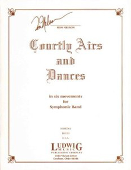 Courtly Airs and Dances