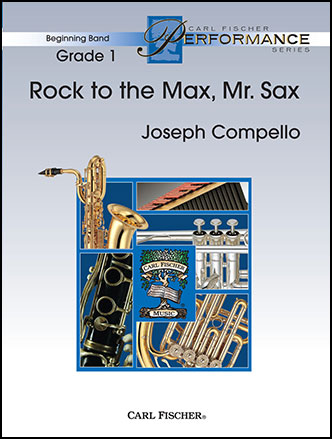 Rock to the Max Mr Sax