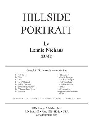 Hillside Portrait