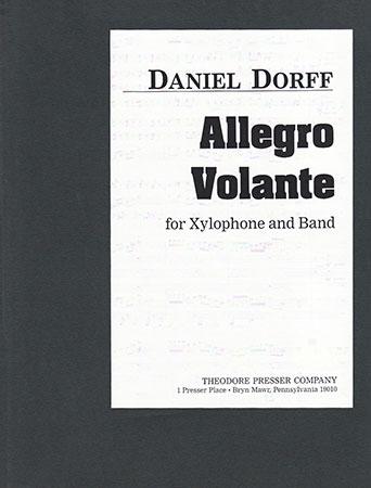 Allegro Volante-Xylophone/Band